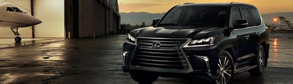 Armored Luxury Suv
