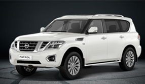 Armored Luxury Suv