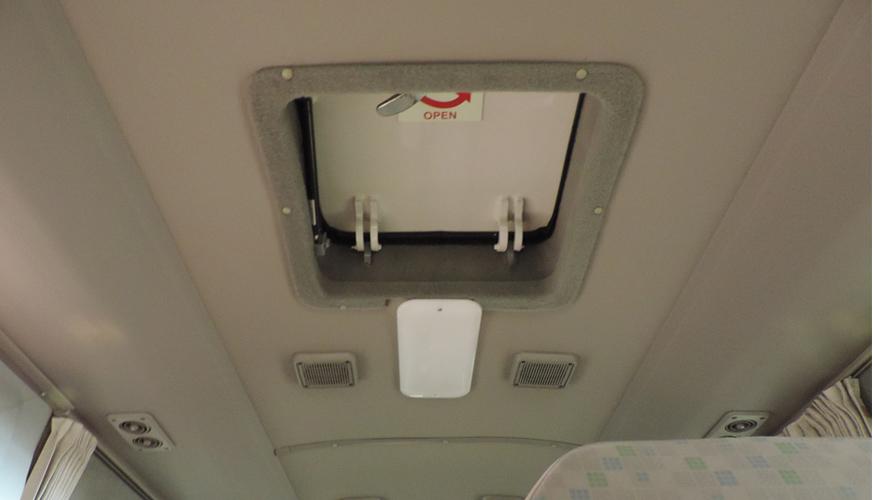 Coaster-Escape-hatch